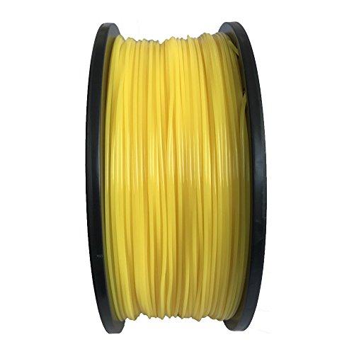 Blum–Pla Filament–Jaune–pour stylet Pen Imprimante 3D Printer (50grammes, 1,75mm)
