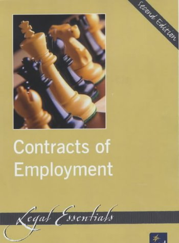 Contracts of Employment (Legal Essentials)