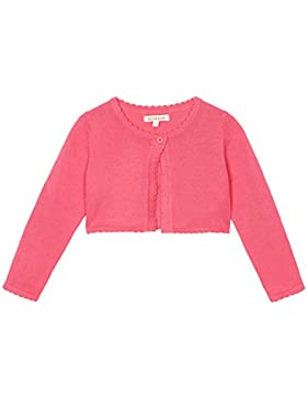 Blue Zoo Mädchen Strickjacke rosa rose One size