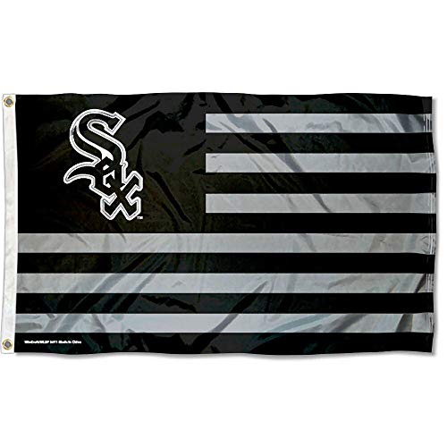 Wincraft Snack-Schale MLB Chicago White Sox Nation Flagge 3x 5Banner
