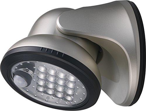 Light It. von Fulcrum-Batteriebetriebenen, Katzenklingel Veranda Licht silber