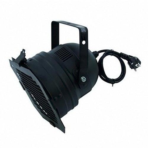 Eurolite 42000825 PAR-56 Short Spot Licht Set schwarz