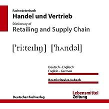 Fachwörterbuch Handel und Vertrieb. CD: deutsch-englisch / englisch-deutsch