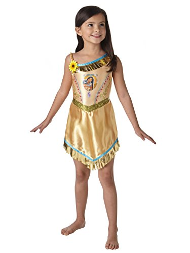 Rubies Offiziell Lizenzprodukt Fairytale Pocahontas Disney Princess Fancy -