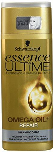 Essence Ultîme Shampooing Omega Repair 250 ml - Lot de 3