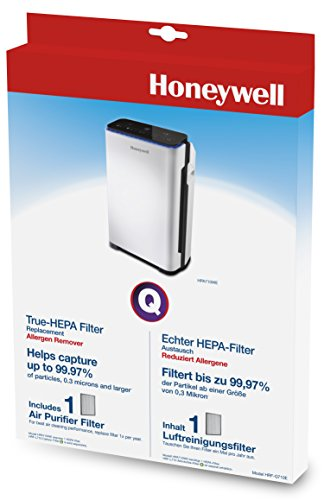 Honeywell Hrf-q710e True-hepa Filter Compatible With Hpa710we Air Purifier