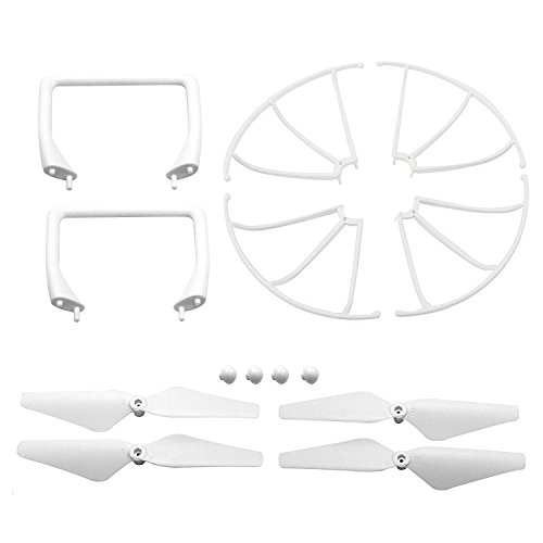 replacement-parts-set-for-cheerwing-cw4-udi-u42-rc-drone-propellers-propeller-guards-landing-gear