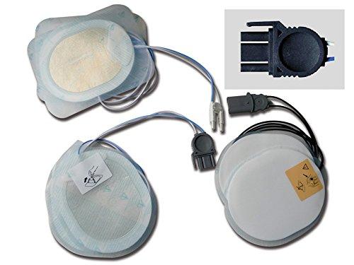 Einweg-PAD - kompatibel für MEDTRONIC/OSANTU/BEXEN Defibrillatoren
