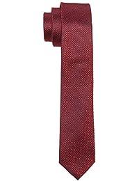 Schwarze Rose Herren Krawatte Tie 6cm