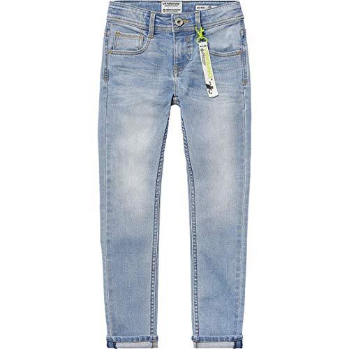Vingino Ashton Jungen Skinny Jeans Light Vintage (12-152) Ashton Denim