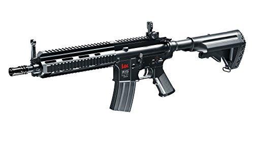 Heckler und Koch HK 416 CQB Softairgewehr Gewehr Elektrisch AEG max. 0.5 Joule, 2.5947 (Paintball-gewehr-gewehr)
