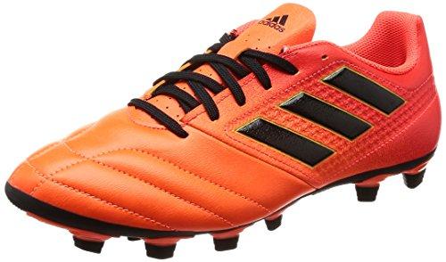 watch 84ad2 52c45 adidas Mens Ace 74 FxG Footbal Shoes, Multicolor Orangecore BlackSolar  Red