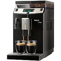 Saeco 10004476 Espresso Maschine, 1850 W, 2 liters, Noir