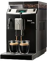 Carico stimato:1850 W, Voltaggio:230 V / 50 Hz, Larghezza:21.5 cm, Altezza:38.1 cm, Peso:7 kg, Profondità:43 cm, Capacità serbatoio acqua:2.5 litri, Caratteristiche produzione caffè:Livello di macinazione regolabile, beccuccio regolabile in a...