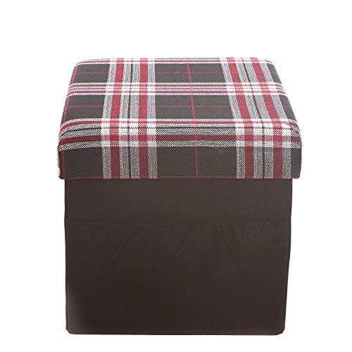 Pouf contenitore, da 38x40 cm