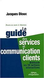 Le Guide des services et Communication clients