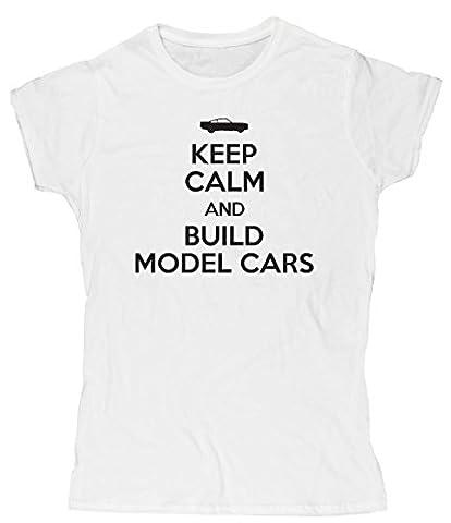 HippoWarehouse - T-shirt - Femme X-Large - blanc - Small