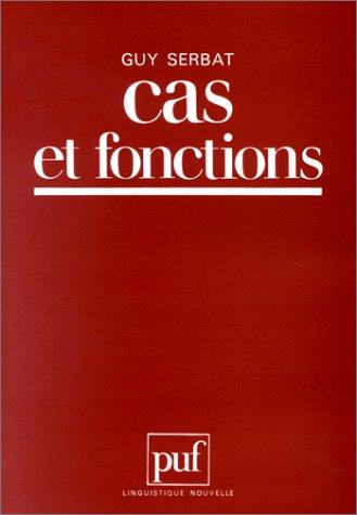Cas et fonctions : Étude des principales doctrines casuelles du Moyen Âge à nos jours