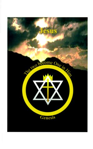 Jesus, the Two Become One in Him: Genesis por Sandra L. King