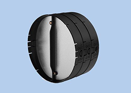 NABER Rückstauklappe THERMOBOX/Wärmerückhaltesystem / Ø125mm (4022049)