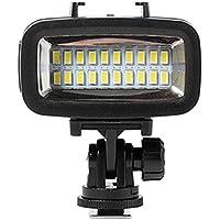 """""""Orsda Underwater Diving Light 40M Waterproof 20 LED Lámpara de buceo Video light hight Power Dimmable luces de cámara de buceo"""