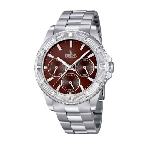 Festina Ladies Watch Analog Quartz Stainless Steel Vendome F16690/4