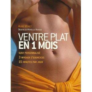 Ventre plat en 1 mois de Véret, Aude (2006) Broché