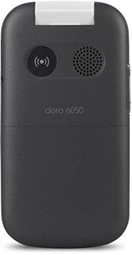 Doro PhoneEasy 6050 2.8' 111g Gris Teléfono para Personas Mayores - Teléfono...
