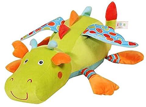 0-1 Jahre alt Baby-Spielzeug-Plüsch-Tuch-Puppe Appease Tierpuppe -Spielzeug-Pupp