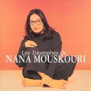 Les triomphes de Nana Mouskouri