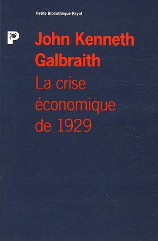 La crise économique de 1929 : Anatomie d'une ...