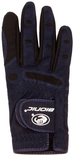 BIONIC Damen-Golfhandschuh rechte Hand (Linkshänder) AquaGrip weiß L -