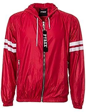PYREX - Hombre chaqueta 33320 XS Rojo