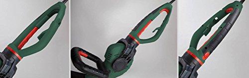 Elektro Heckenschere GM 5551, 550 Watt, mit 3D-Griff
