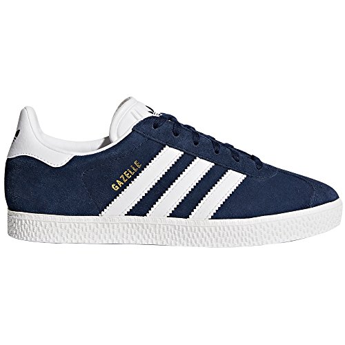Adidas Gazelle Zapatillas Deportivas para Mujer Negras, Marino, Rosas. Sneaker Tenis