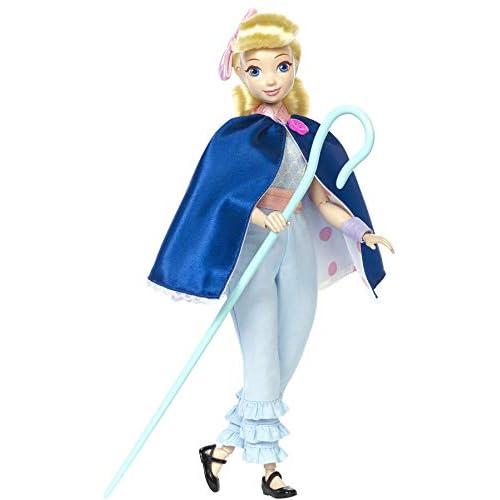 Disney Toy Story 4 - Figura Bo Peep Supermovimientos, Juguetes Niños +3 Años (Mattel GDR18) 4