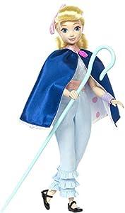 Mattel Disney Toy Story 4 Figura Bo Peep Supermovimientos, Juguetes Niños +3 Años (GDR18)