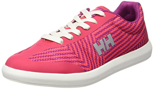 145 Overhand Turnschuhe W Hansen Red Damen Helly Magenta Rosa Whit Grape qWUaYwWt