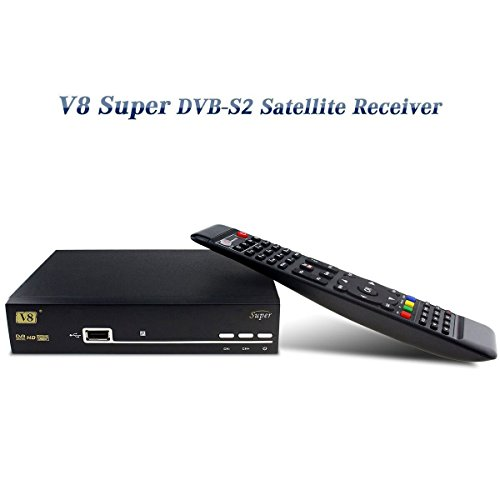 GTMedia V8 Super DVB-S2 Receiver Set Top box Support Powervu Biss Key 1080P HD DVB-S2 Satellite Receiver Support CCCAM Youporn