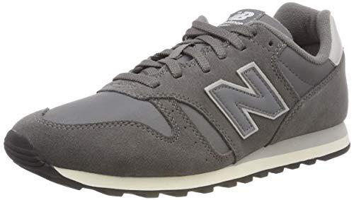 New Balance Herren ML373-DGM-D Sneaker, Grau (Castlerock/Rain Cloud Dark Grey Melange), 42 EU