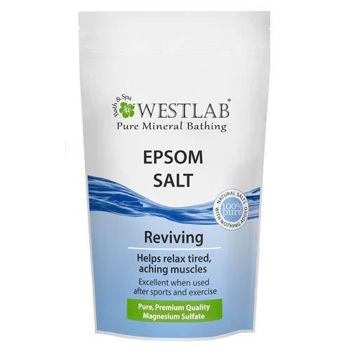 Westlab Epsom Salt - Sal de baño