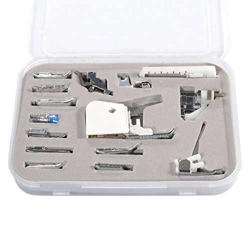 muzee-15-pcs-professional-sewing-machine-presser-walking-feet-kit-compatible-with-brother-babylock-n