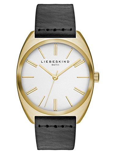 Liebeskind Berlin Damen-Armbanduhr Vegetable Analog Quarz LT-0024-LQ