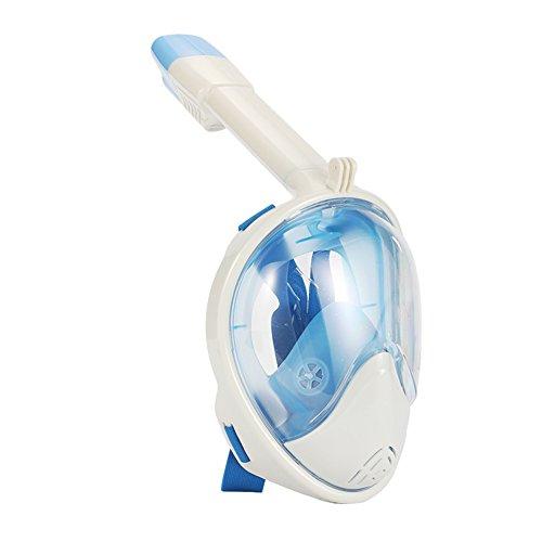 Frei Atem Oberfläche Schnorchel Scuba Sicherheit Tauchen Brillen Maske für Schwimmen, Tauchen Meer