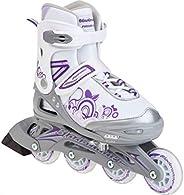 Bladerunner Inline Phaser Skates Flash G Kids Skates 40.5 Eu, Multi Color