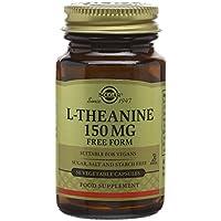 Solgar 150 mg L-Theanine Vegetable Capsules - 30 Capsules