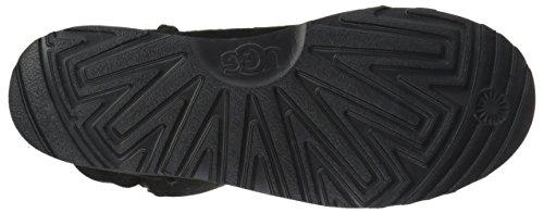 UGG Classic CUFF MINI Black 1016417 W nero