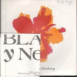 """LOVE PARADE 7 INCH (7"""" VINYL 45) UK BLANCO Y NEGRO 1985"""