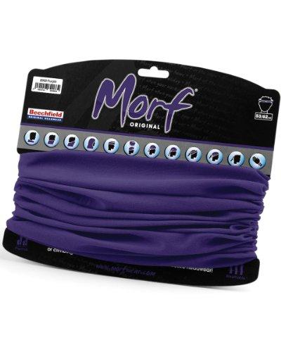 Beechfield Morf Original Schlauchschal, verschiedene Farben, Snood, Purple, one size (Ski-mütze Für Unter Den Helm)