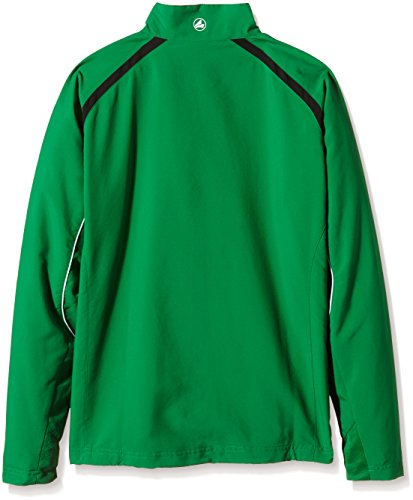 Jako Champion–Giacca di tuta per uomo Verde (sportgrün/schwarz)